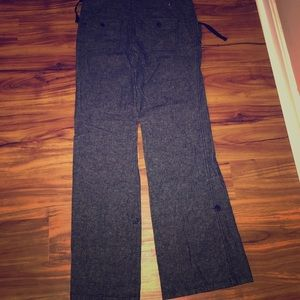 Size 11 dress pants from Charlotte Russe